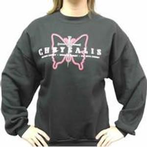 Fly With Christ Chrysalis Sweatshirt