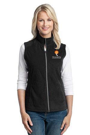 The Academy for Spiritual Formation Microfleece Vest - L226 Women