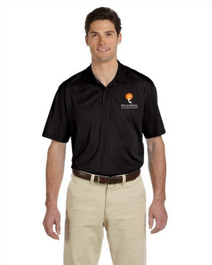 The Academy for Spiritual Formation  Micro-Pique Polo - M354 Men