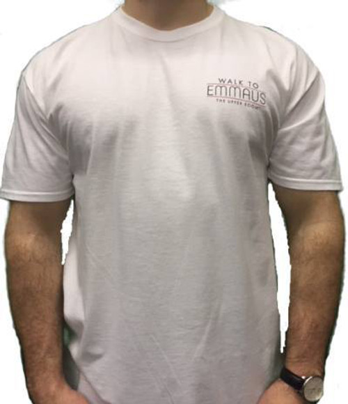 Walk To Emmaus Tee Shirt Front & Back Design