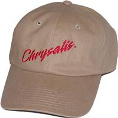 Chrysalis Hat Low Profile Tan