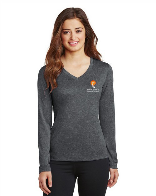 The Academy for Spiritual Formation Long Sleeve Shirt - LST360LS Women