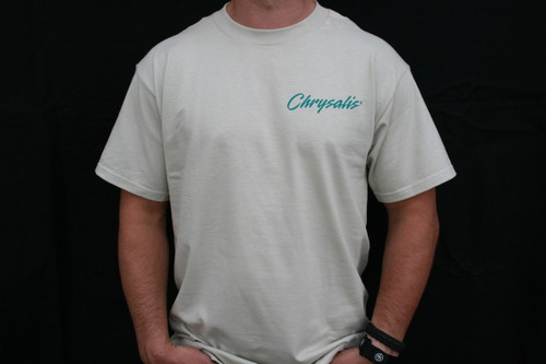 Old Logo Chrysalis Tee Shirt