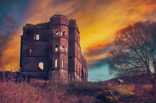 Gypsy Among the Ruins