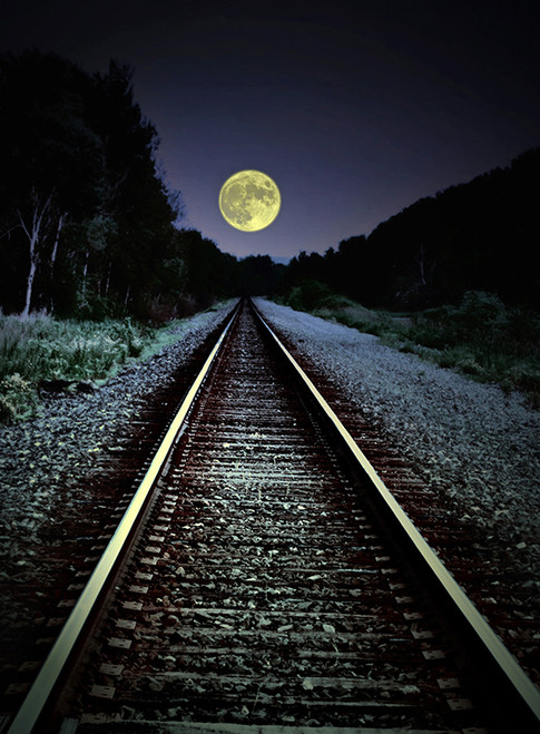 Track To The Moon