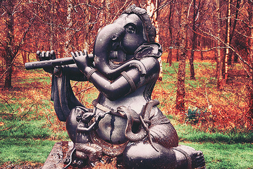 Musical Ganesh