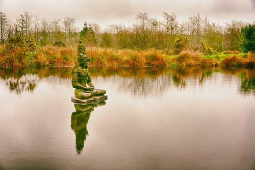 Shiva In Reflection