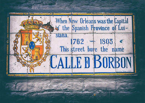 Borbon Street