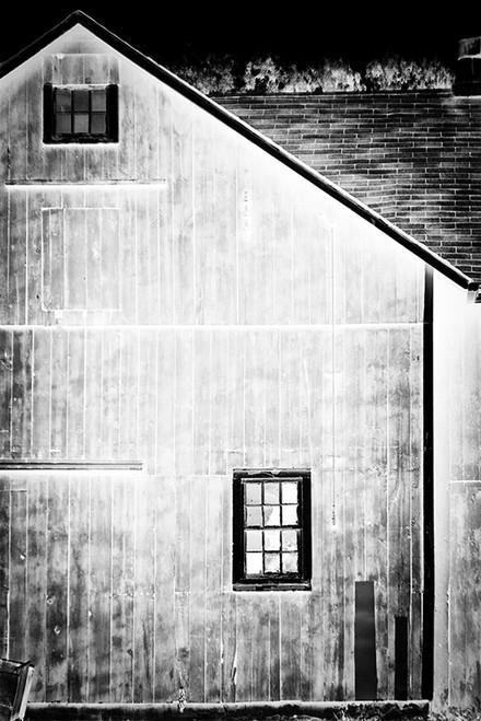 Black Window Barn