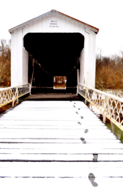 Winter Hills Bridge