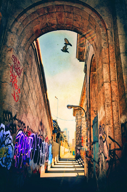 Graffiti Arch