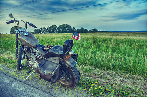 Harley For Freedom