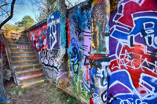 Stoned Stairs