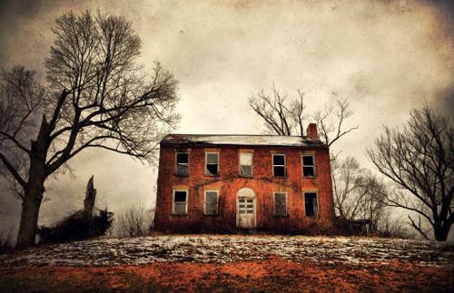 Haunted In The Brick