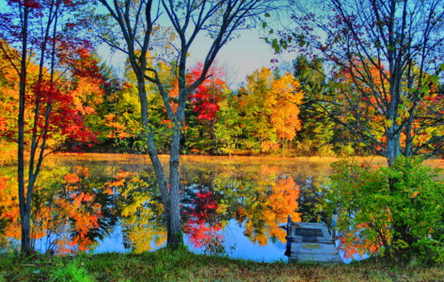 Adirondack Calm