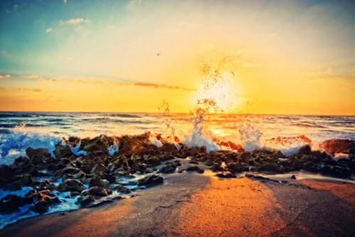Sunrise Splash