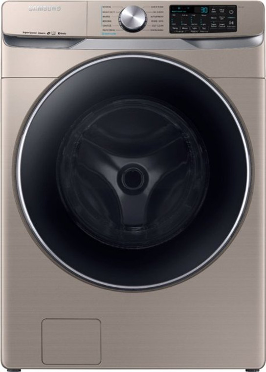 WASHER and GAS DRYER NEW IN BOX SS WF45R6300AC DVG45R6300