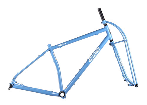 Jones Steel Plus SWB Diamond Frame with Steel Truss Fork
