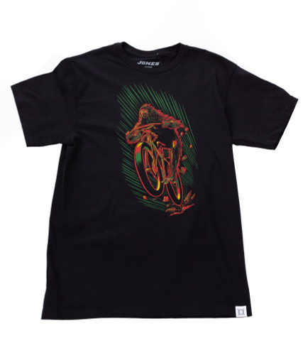 Jones Sasquatch SS T-Shirt: NEW COLORS