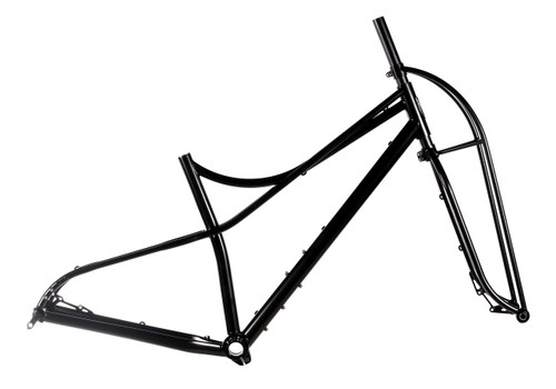 Jones Steel Plus SWB Spaceframe with Truss fork