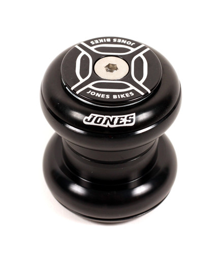 Jones H-Set Caged Bearing for Truss Fork, Black