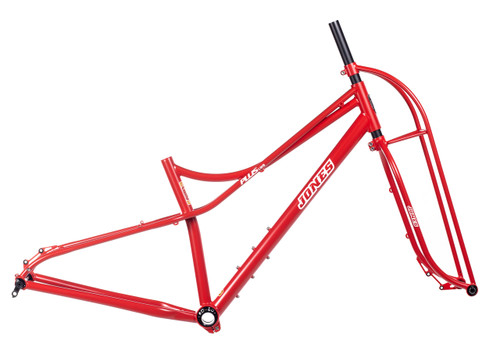Jones Plus LWB Spaceframe With Steel Truss fork (size small only)