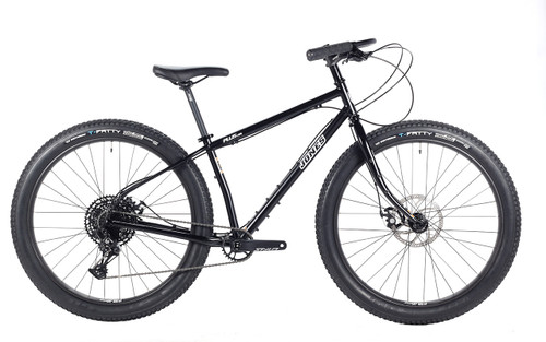 Jones Plus LWB Complete Bike with Knobby Tires