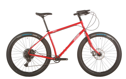 Jones Plus LWB Complete Bike with smooth tires