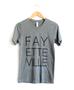 Fayetteville Grey Tee