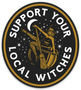 Local Witches Sticker