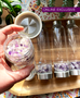 Crystal Compartment Water Bottle