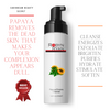Foaming cleanser Exfoliates dull skin For all skin types