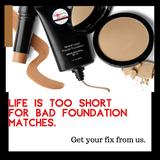 Break Up With Your Foundation