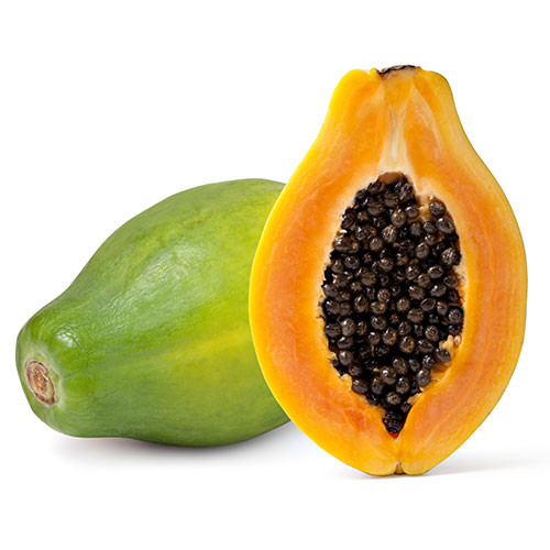 Papaya (Papain) Extract helps eliminate the surface dead skin cells that make skin appear dull and cloudy.  For all skin types