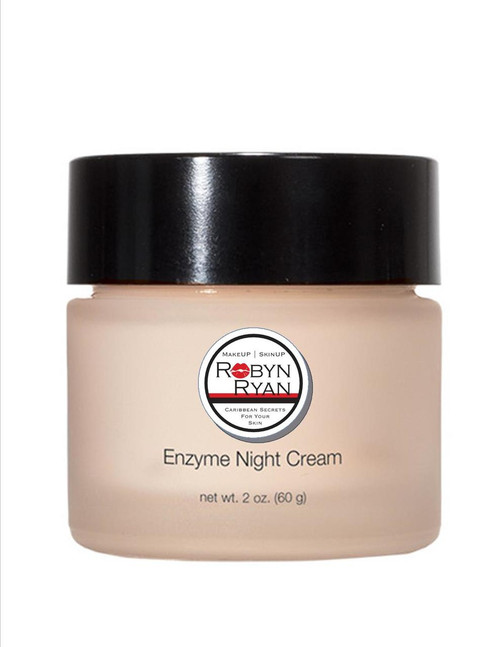 Nighttime moisturizer  Nourishes & renews For all skin types