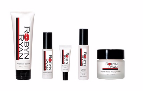Rejuvenate Set  Peptide Age defying for your mature skin.