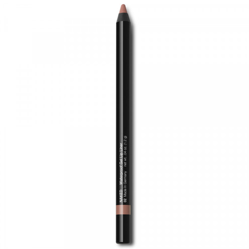 LIP LINER  Sharpenable gel lip liner Waterproof & smudge-proof  Soft, smooth formula