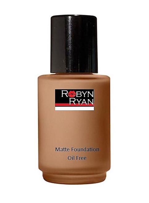 Matte Foundation  Liquid  Matte finish Medium coverage