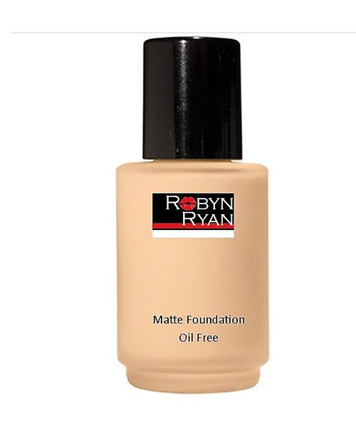 Matte Foundation  Liquid  Matte finish Medium coverage