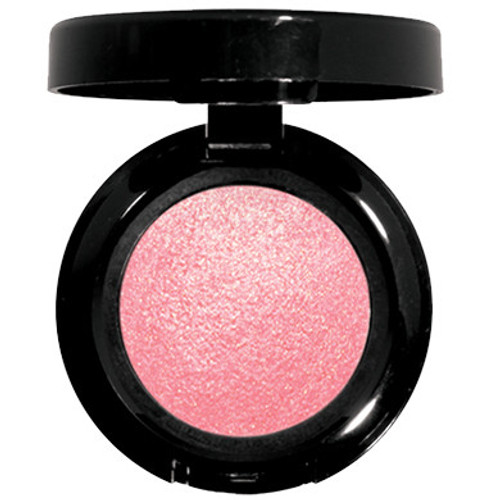 - Baked cheek powder - Matte finish - Buildable color