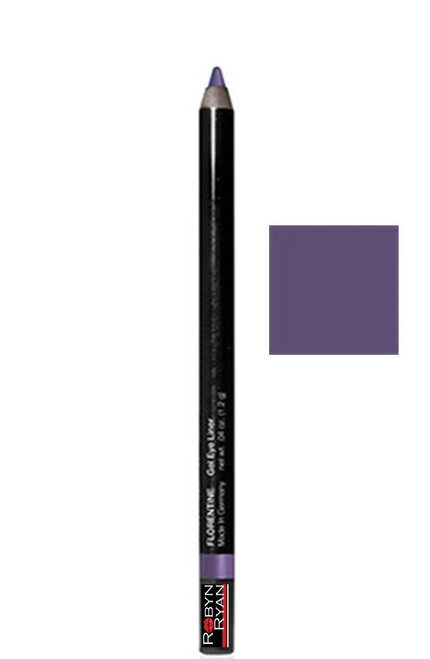Sharpenable eyeliner  Smooth, gel formula Intense color pay-off