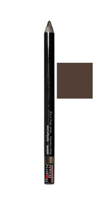 Sharpenable eyeliner  Smooth, gel formula Intense color pay-off