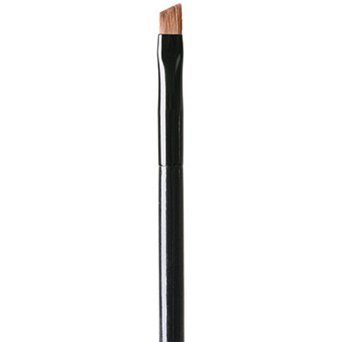 Brow Definer Brush Perfect for use with all powder and wax brow products. Material - sable hair.