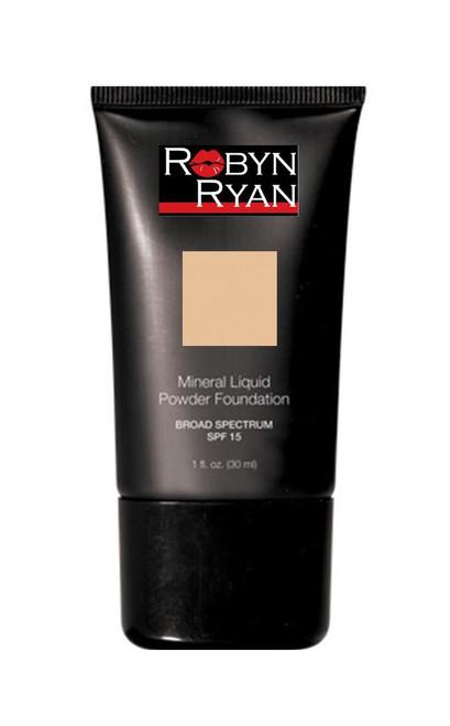 Mineral Liquid  Cream to powder Matte finish Medium to full coverage