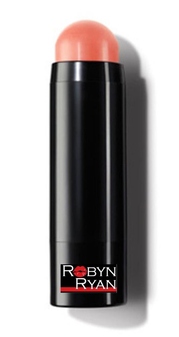 Retractable Cheek Stick Satin Finish  Buildable Coverage