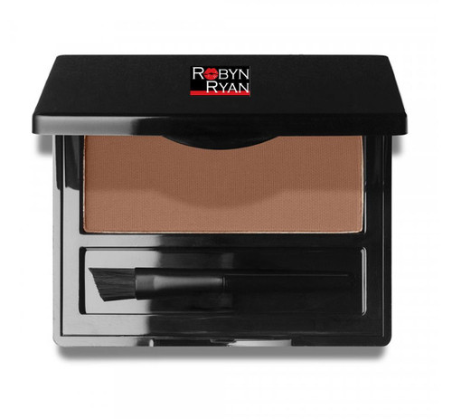 Pressed brow powder Shapes & contours Easy to blend