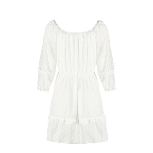 Port Royal  White Dress