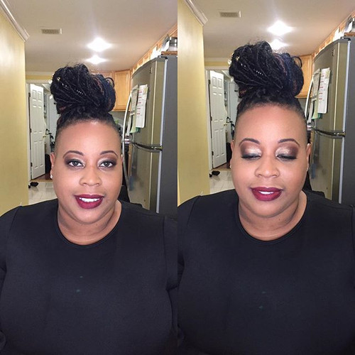 Chante's Portfolio | NEW YORK MakeUP Artist