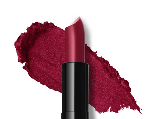 Valentina is a  Plum red with a cool undertone  High Pigment Coverage  Ultra long-wear