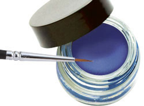 Scuba Dive - a dark indigo  Eye liner in a pot